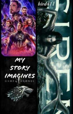My Story Imagines by bluebird411