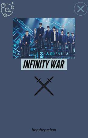 INFINITY WAR ; X1 vs. BY9 [✓] by heyuheyuchan