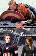 Captain America and Black Widow: Realizing is  only the Beginning by cap_widow_LOH