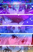 Beyblade Burst: Magical Gems by Mikan_Kurenai