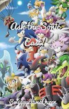 Ask the Sonic Cast! [OPEN]❗️ by SweggyLlamaQueen