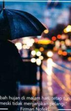 My Rain Downs The Earth by marinabudianto