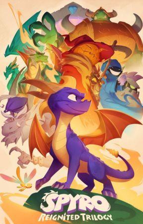 The Reignited~ Spyro Reignited Trilogy x Reader by 200shadowfan