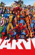 Marvel's Gamer by DrexhunterCross