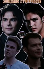 the vampire Diaries soulmates  by thebatcats