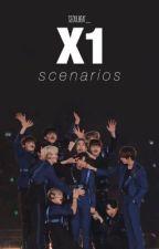 x1 scenarios  by seoulbeat_