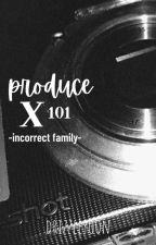 Produce X 101 - Incorrect Family (DISCONTINUED) by duhnct
