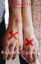 Rubik's Cube by CamilleCharlotteJuli