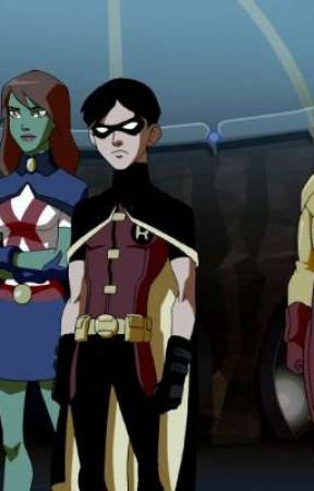 Legend of Young Justice part 2 by LinkJackson505