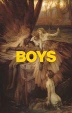 boys ; hyungwonho by hyxngwo