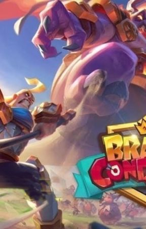 Brave Conquest Mod APK  ( Unlock All Heroes, Infinite Keys & Credits ) by peterzout44