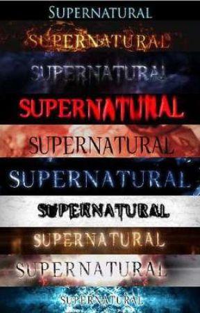 Supernatural One Shots ♡ by MultiFandomAccount0