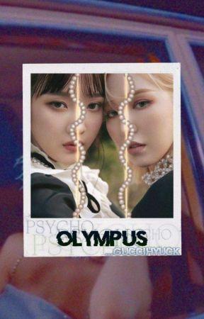 OLYMPUS | gg × mafia af by GUCCIHYUCK