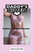 Daddy!Levi x Neko!Reader  by earfqwake