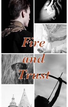Fire and Trust - Harrison Osterfield  Royal AU by underoossss
