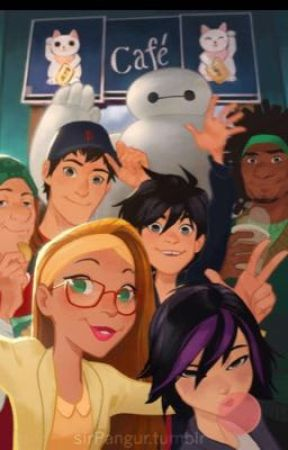 G.O.B Adventures (Big hero 6 oneshots) by Toi_LaBoi
