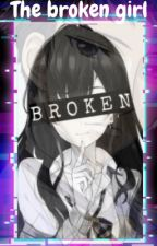 The broken girl   by Mayanater
