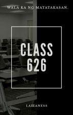 Class 626 by Laizaness