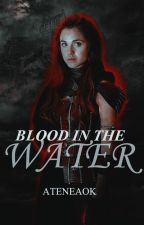 BLOOD IN THE WATER by Ateneaok