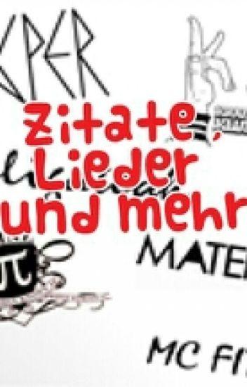 Zitate Lieder Und Mehr Svenja Wattpad