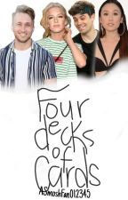 The Four Decks Of Cards - (SMOSH ROMANCE FANFIC) by ASmoshFan012345