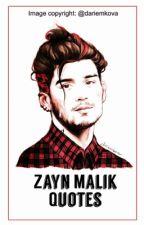 Zayn Malik Quotes by CherryBlosxm