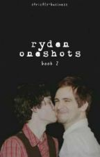 Ryden Oneshots 【2】  by douse-thelights