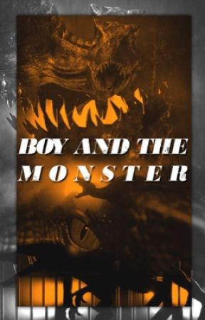 The Boy and the Monster by senaliah