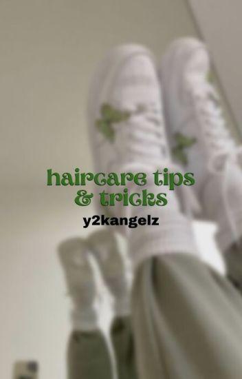 ↳  haircare tips & tricks