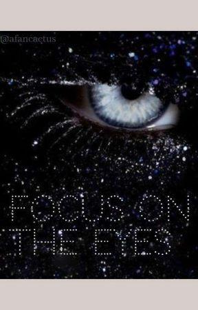 Focus On The Eyes | SKZ AU by afancactus