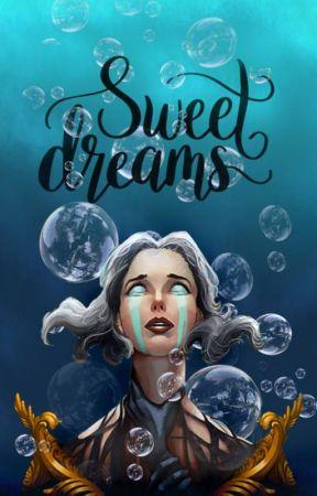 Sweet Dreams by Danny-neko