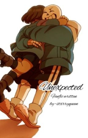 Unexpected - [Sans x Reader ~ Charisk] by -stxrryqueen