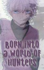 Born Into a World of Hunters (Killua x Reader) by Broken-Subject