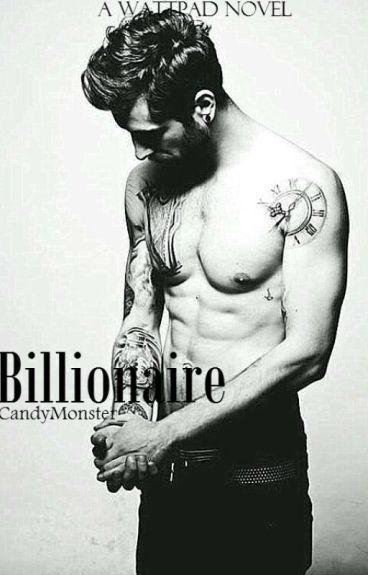 My Alpha Mate Is A Billionaire