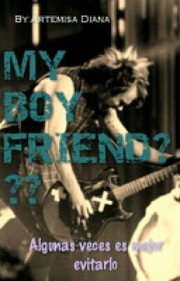 My Boy Friend? ( Michael Clifford)