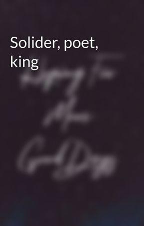 Solider, poet, king  by Taekookshipper99