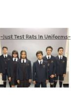 ~Just Test Rats In Uniforms~Young Umbrella Academy by AwkwardWriterAry