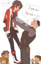 keith kogane oneshots + others by icy_hot_