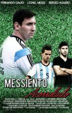 Messiento acorralado | Gago, Messi y el Kun | by personletters