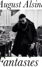 August Alsina Imagines by JenaePoohLove217
