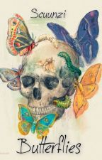 Butterflies by Scuunzi