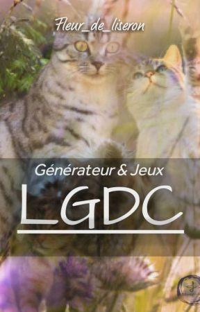 Générateur et Jeux LGDC  by Fleur_de_liseron