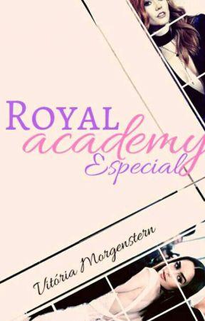 Os Herdeiros- Especial Royal Academy by VMDarknessQueen