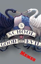 School for Good and Evil Memes by Queen_of_fangurls
