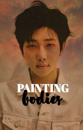 Painting Bodies [Namjoon x Reader] by yurokoshi