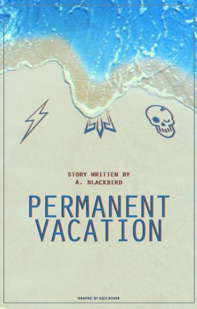 PERMANENT VACATION 🔆 GREEK GODS by a-blackbird