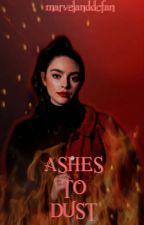 ASHES TO DUST | DESCENDANTS by marvelanddcfan92