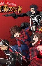 My Marvel Academia (Season 1) by trigerhappy2134