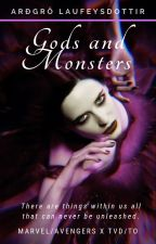 Gods and Monsters (C. Barton) by Lone-wolf-fanfics