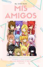Mis Amigos by LindaHoshiLopez